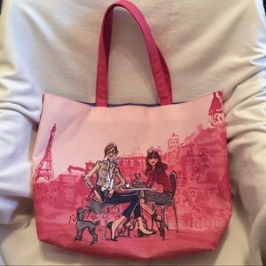 Lancôme Paris Girls Night Out Tote